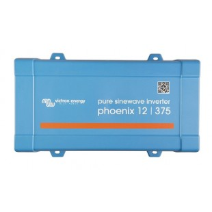 Victron Omvormer Phoenix 12/375 VE. Direct Schuko outlet