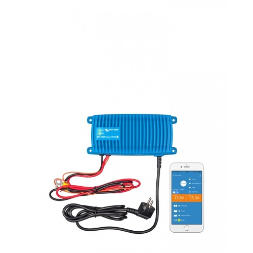 Victron Blue Smart Acculader 12/25 IP67 (1 + Si )
