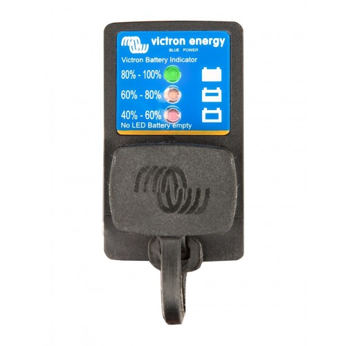 Victron Battery Indicator Panel ( M8 eyelet connector/ 30A ATO fuse)