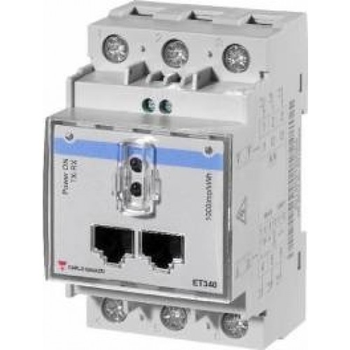 Energy meter ET340-3 phase-max 65a/phase
