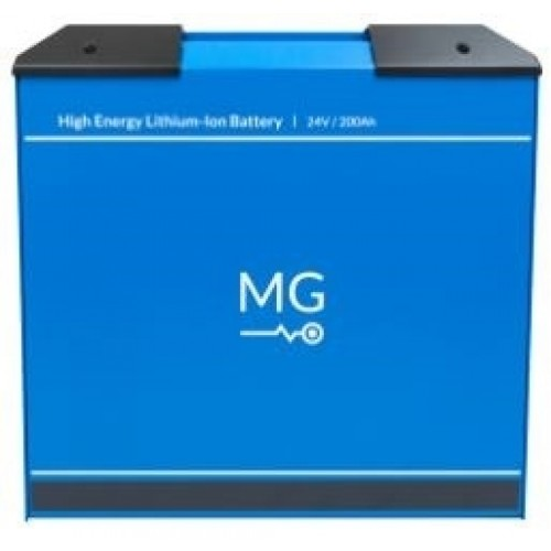 MG HE Battery 25,2V/200Ah/5000Wh