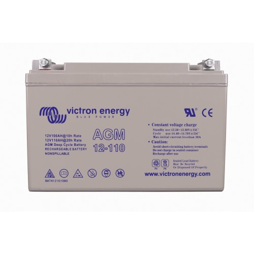 Victron AGM Deep Cycle Accu 12V/110Ah
