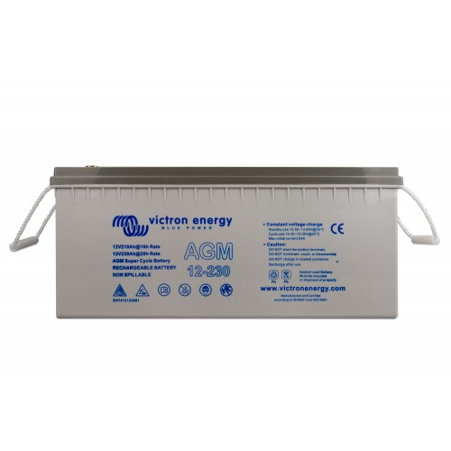 Victron AGM Super Cycle Battery 12V/12,5Ah