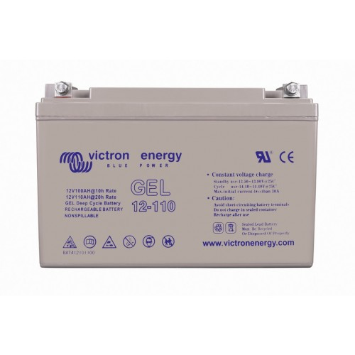 Victron Gel Deep Cycle Accu 12V/110Ah