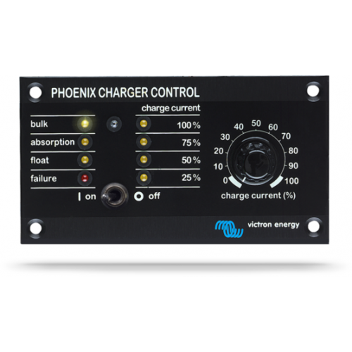Victron Phoenix Charger Control