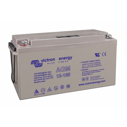 Victron AGM Deep Cycle Accu 12V/165Ah