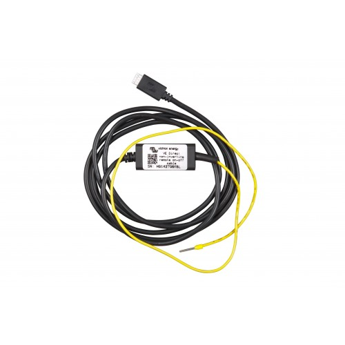 Victron VE.Direct non inverting remote on-off cabel